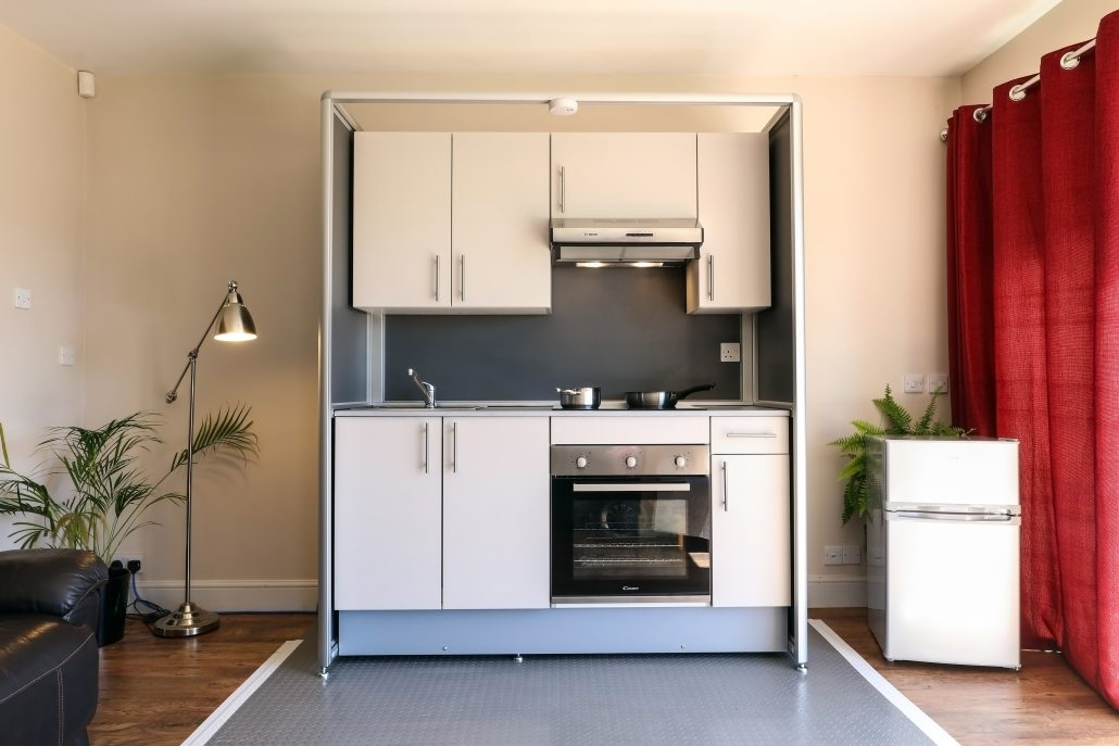 Launch of new Ellesmere Pod and Jr. Capsule Kitchen | The Temporary ...